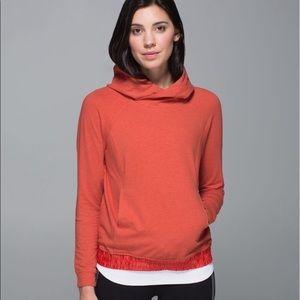 LULULEMON • all good pullover hoodie